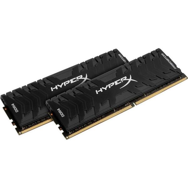 Оперативная память Kingston XMP HyperX Predator CL12 HX424C12PB3K2/16 фото