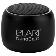 Портативная акустика Elari NanoBeat черная