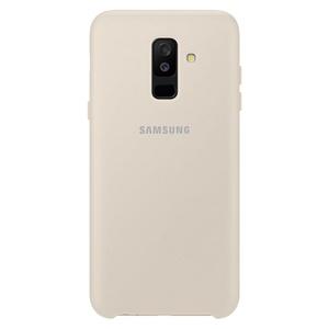 Samsung Layer Cover Galaxy A6+, золотой (SAM-EF-PA605CFEGRU)