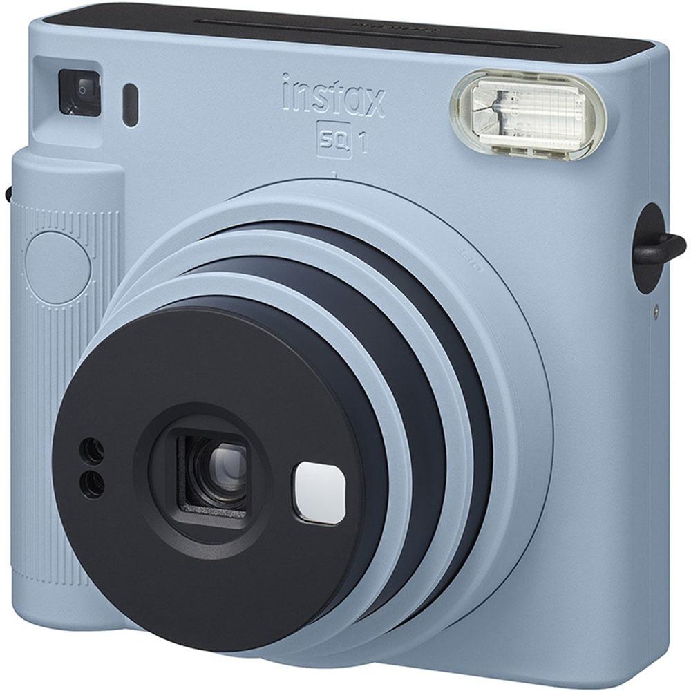 Фотоаппарат мгновенной печати Fujifilm Instax SQ1 Glacier Blue EX D