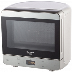 Микроволновая печь с кварцевым грилем Hotpoint-Ariston MWHA 1332 X