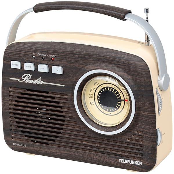 Радиоприемник Telefunken TF-1692UB