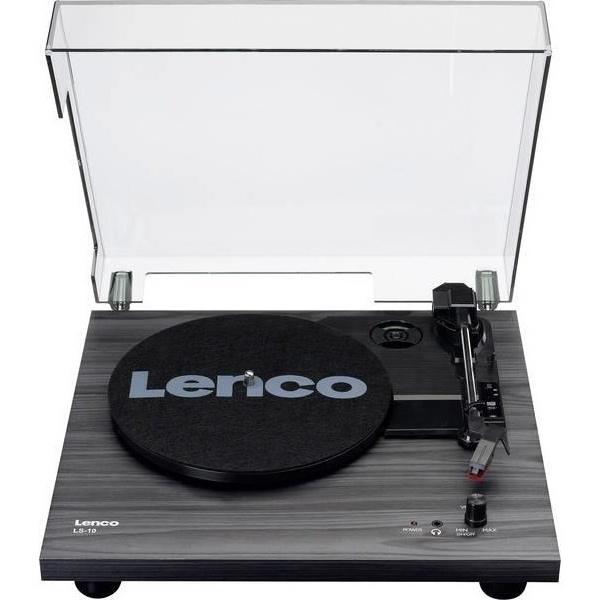 Проигрыватель виниловых пластинок Lenco LS-10BK