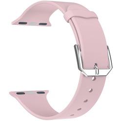 Ремешок для умных часов Lyambda Alcor 38/40 мм, розовый (DS-APS08C-40-PK)