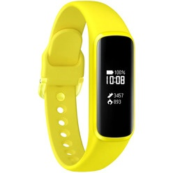 Фитнес-браслет Samsung Galaxy Fit E лимонник (SM-R375NZYASER)