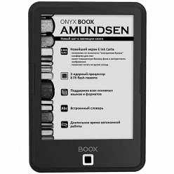 Электронная книга Onyx Amundsen black