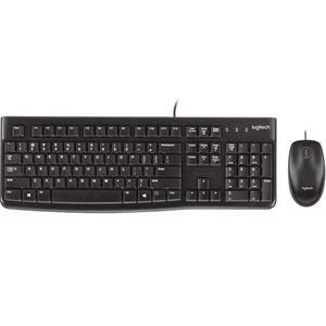 Logitech Desktop MK120, Black (920-002561)