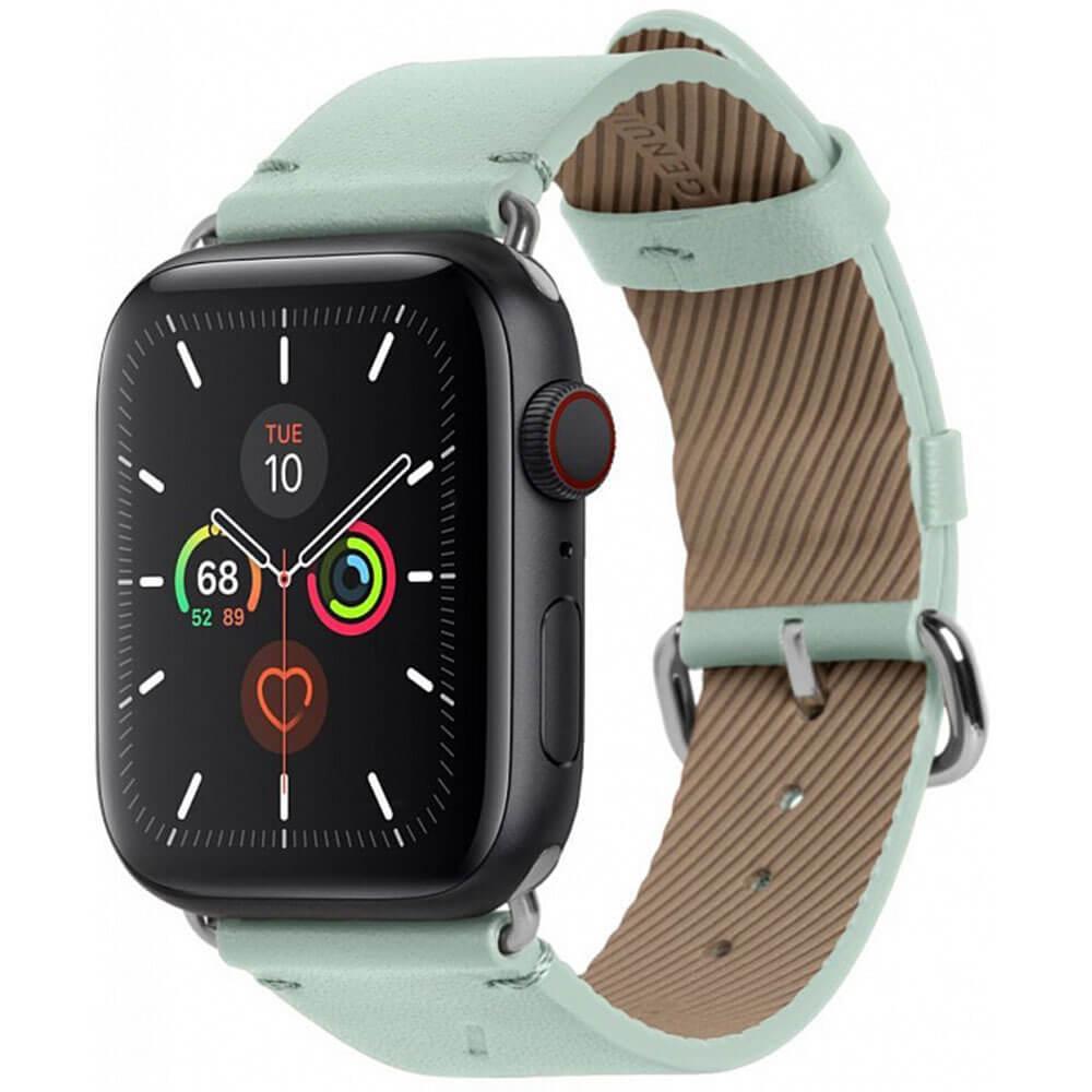 Ремешок для умных часов Ремешок для умных часов Native Union 40 мм, светло-зелёный (STRAP-AW-S-GRN) Ремешок для умных часов 40 мм, светло-зелёный (STRAP-AW-S-GRN)