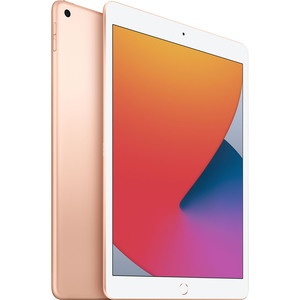 Планшет Apple iPad (2020) 10.2 Wi-Fi 32GB золотой