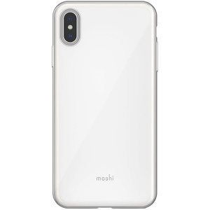 Moshi iGlaze для iPhone XS Max жемчужно-белый