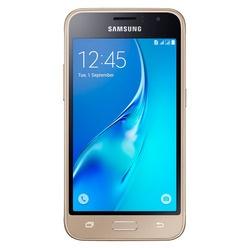 Смартфон Samsung Galaxy J1 (2016) золотой