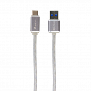 Skross Chargen Sync USB Type-C Steel Line