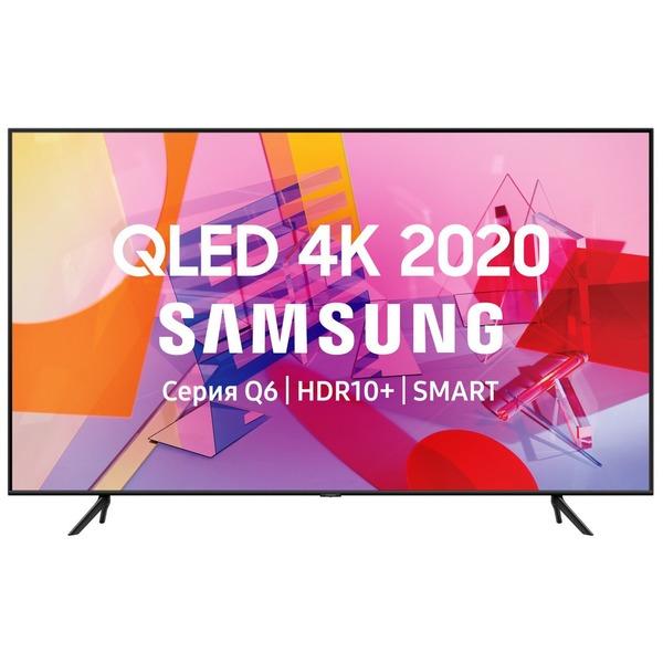 Телевизор Samsung QE55Q60TAU (2020) фото