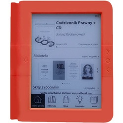 Электронная книга e-ink Bookeen Saga Red (CYBSB2F-BX)
