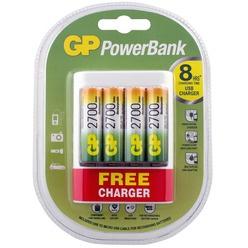 Зарядное устройство GP PowerBank U411270A