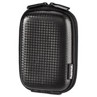 Компактная сумка, чехол для фото- и видеотехники Hama HARDcase Carbon Style 60L 7x4x10.5, Черный