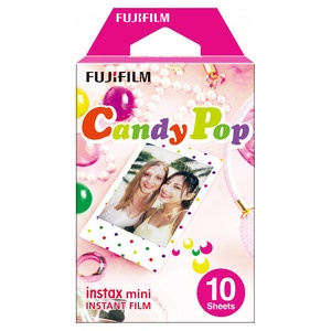 Фотопленка Fujifilm Instax Mini Candypop WW1 10/PK