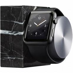 Док-станция Native Union dock Apple Watch Marble Edition Black