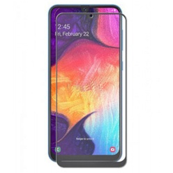 Защитное стекло Red Line Samsung Galaxy A30 Full Screen (3D) tempered glass FULL GLUE черный