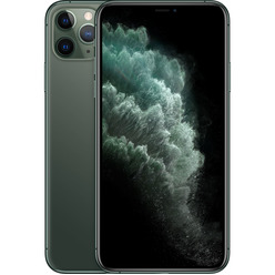 Смартфон с мощным аккумулятором Apple iPhone 11 Pro 512GB темно-зеленый