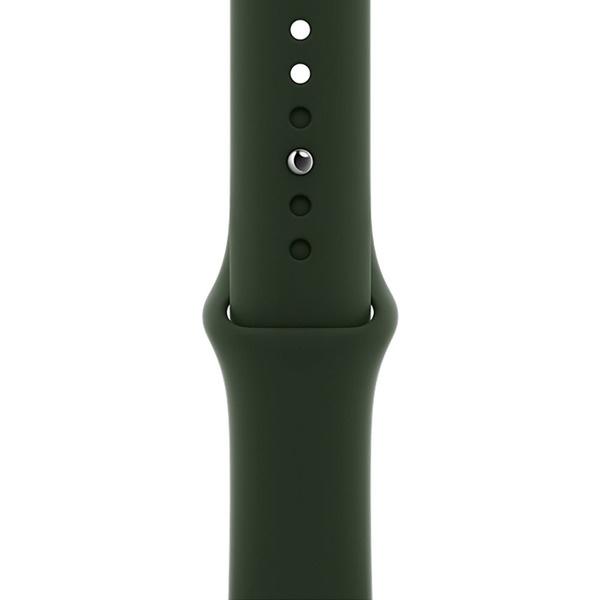 Ремешок для умных часов Apple Watch 40 мм, кипрский зеленый (MG423ZM/A) Watch 40 мм, кипрский зеленый (MG423ZM/A)
