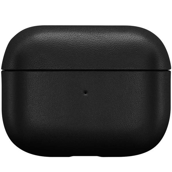Чехол для AirPods Native Union Leather Case APPRO-LTHR-BLK-AP чёрный