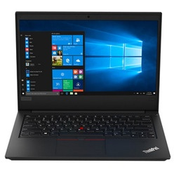 Ноутбук Lenovo ThinkPad E490 Black (20N8002ART)