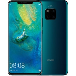 Безрамочный смартфоны Huawei Mate 20 Pro Emerald Green