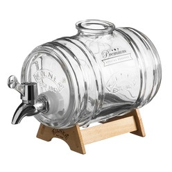 Диспенсер для напитков Kilner Barrel K0025.793V