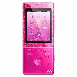 MP3-плеер Sony NWZ-E474 8Гб Pink