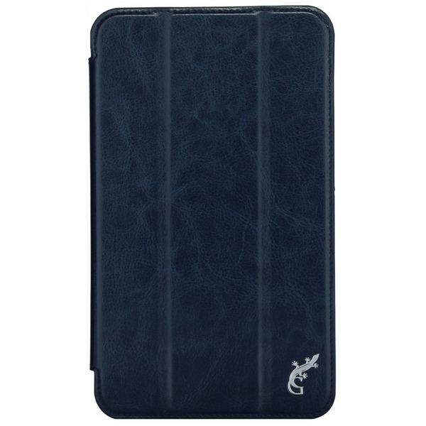 Чехол для планшета G-case Slim Premium для Samsung Galaxy Tab A 7.0 темно-синий Верхний Уфалей аксессуары для компьютерной техники