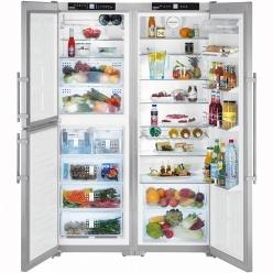 Холодильник двухкомпрессорный Liebherr SBSes 7353