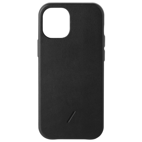 Чехол для смартфона Native Union Clic Classic для iPhone 12 mini, чёрный