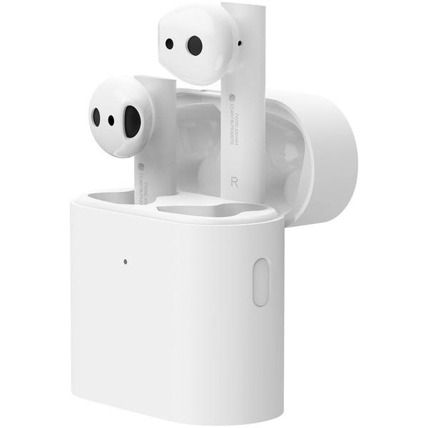 Наушники Xiaomi Mi True Wireless Earphones 2, белый белого цвета