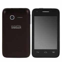 Смартфон Alcatel POP D1 4018D Black Chocolate