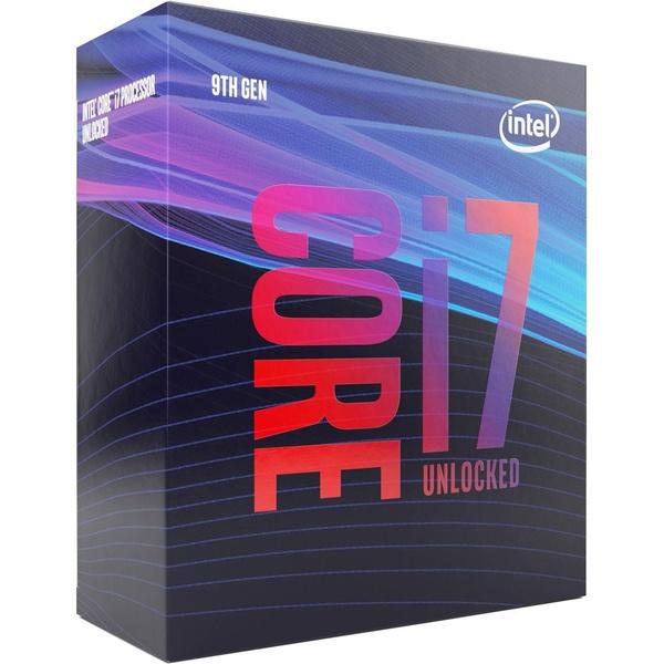Процессор Intel Core i7-9700K (BX80684I79700K) фото