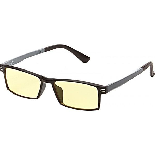 Очки для компьютера SP Glasses AF061, черно-серый
