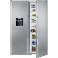Холодильник двухкомпрессорный Liebherr SBSes 8283