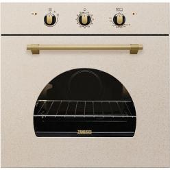 Газовый духовой шкаф Zanussi ZOG511217S