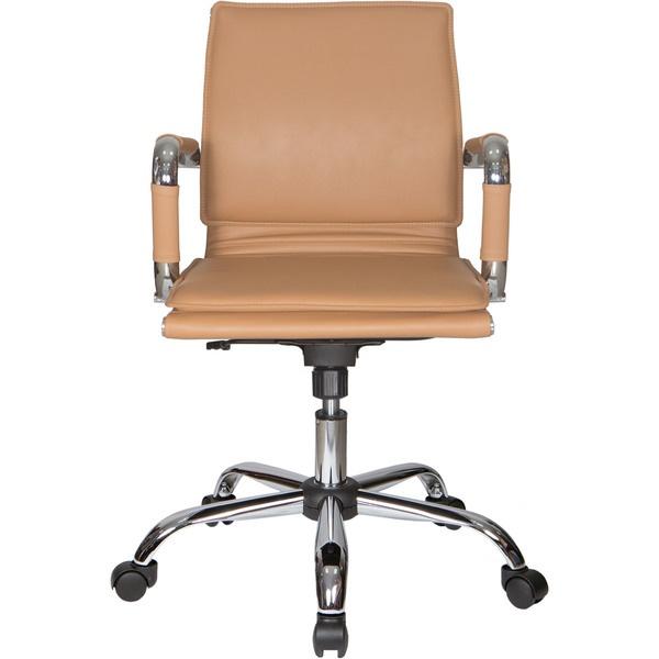 Компьютерное кресло Бюрократ CH-993-Low светло-коричневый фото