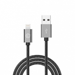 Аксессуар Apple LAB.C USB Lightning 1.8 м, серый