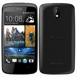 Смартфон HTC Desire 500 dual sim glossy black