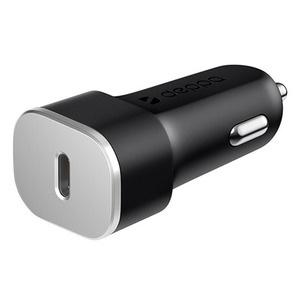 Аксессуар для автомобиля Deppa 11289 (USB Type-C), черный