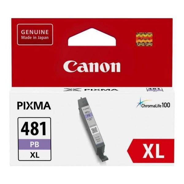 Картридж Canon INK CLI-481XL PB EMB