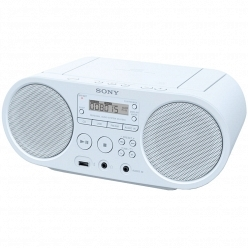 Магнитола Sony ZS-PS50 white