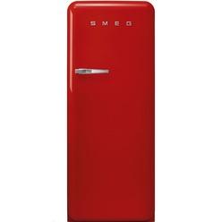 Ретро холодильник Smeg FAB28RRD3 красный