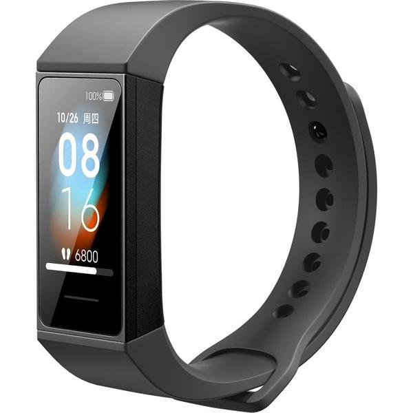 Фитнес-браслет Xiaomi Mi Smart Band 4C черный черного цвета