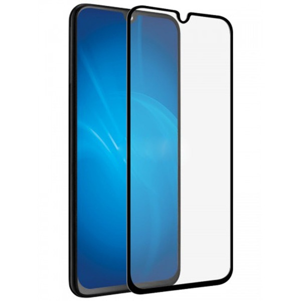 Защитное стекло Red Line Full Screen tempered glass для Samsung Galaxy A20s, черная рамка Full Screen tempered glass для Samsung Galaxy A20s черная рамка фото