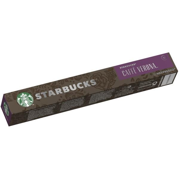 Капсулы для кофемашин Starbucks Caffe Verona