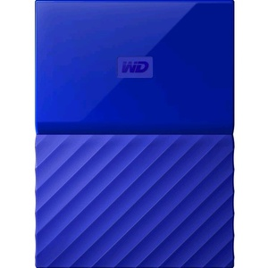 Western Digital My Passport 1TB, blue